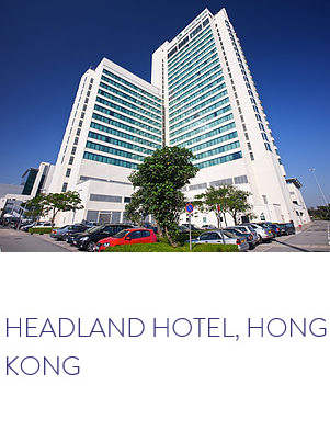 HEADLAND HOTEL, HONG KONG